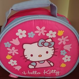 NWOT! Hello Kitty lunch bag